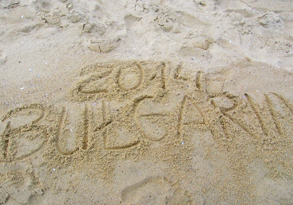 Morze Czarne plaża w Bułgarii